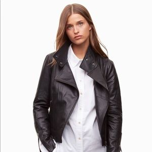 Mackage Kenya Leather Jacket Size XS